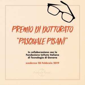 Premio di dottorato Pasquale Pisani
